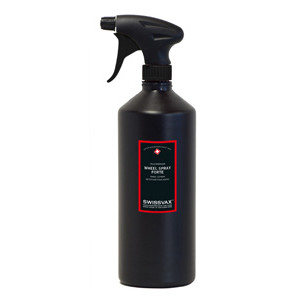 WHEEL SPRAY FORTE, интенсивный спрей для очистки дисков, 1000 мл